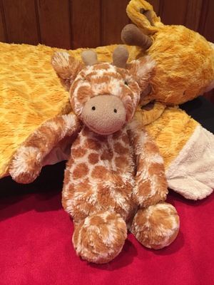 Jeffie the Giraffe